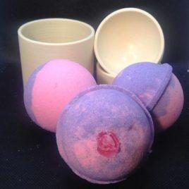 45mm Round Bath Bomb
